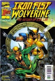 Iron Fist Wolverine (2000 Series)
